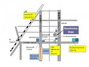 150317-Honbu Dojo Map