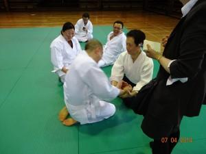 京都武徳殿体験会