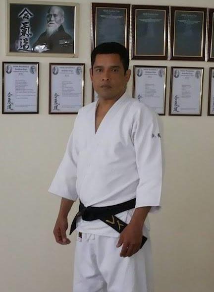 Reymundo Vargas Sensei